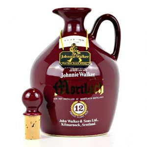 Johnnie walker mortlach red jug