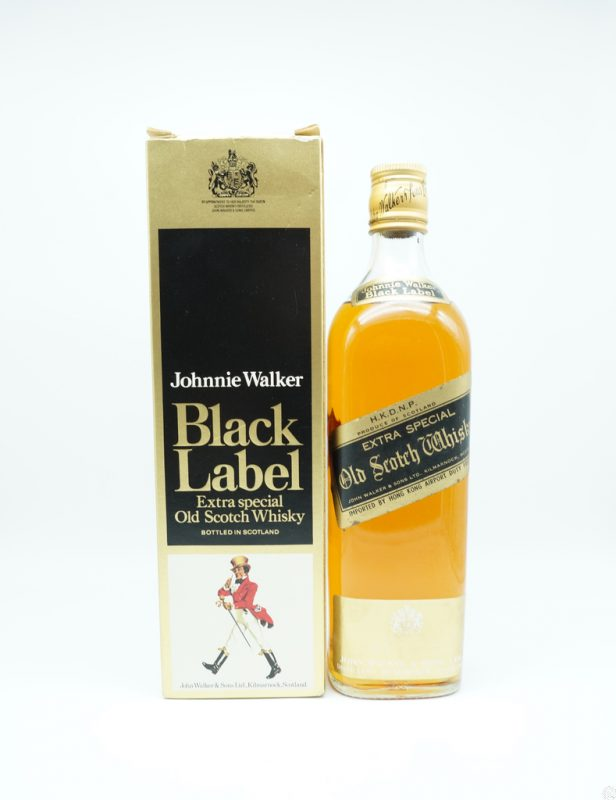 HKDNP Black Label