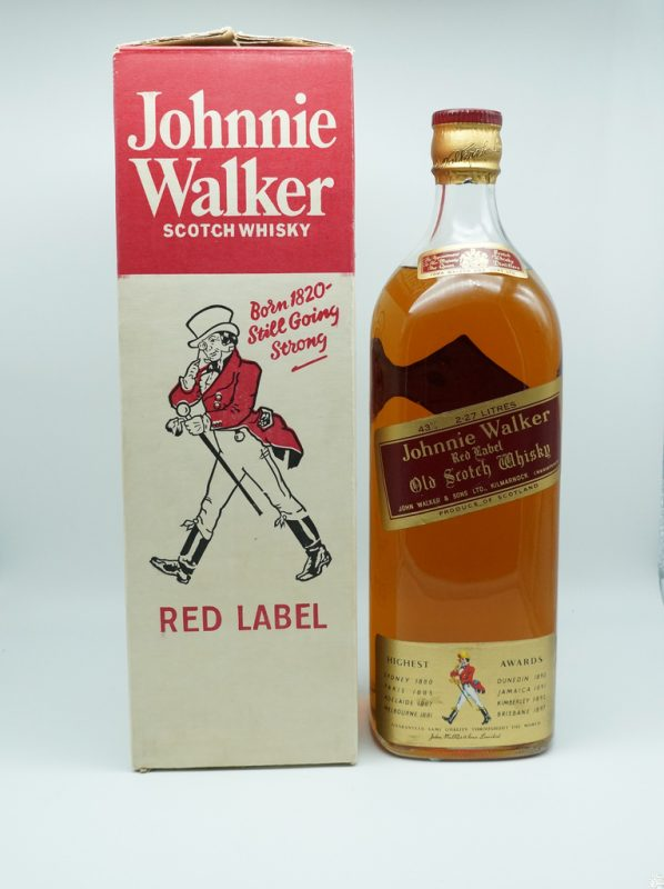 Red Label 2.27 litre