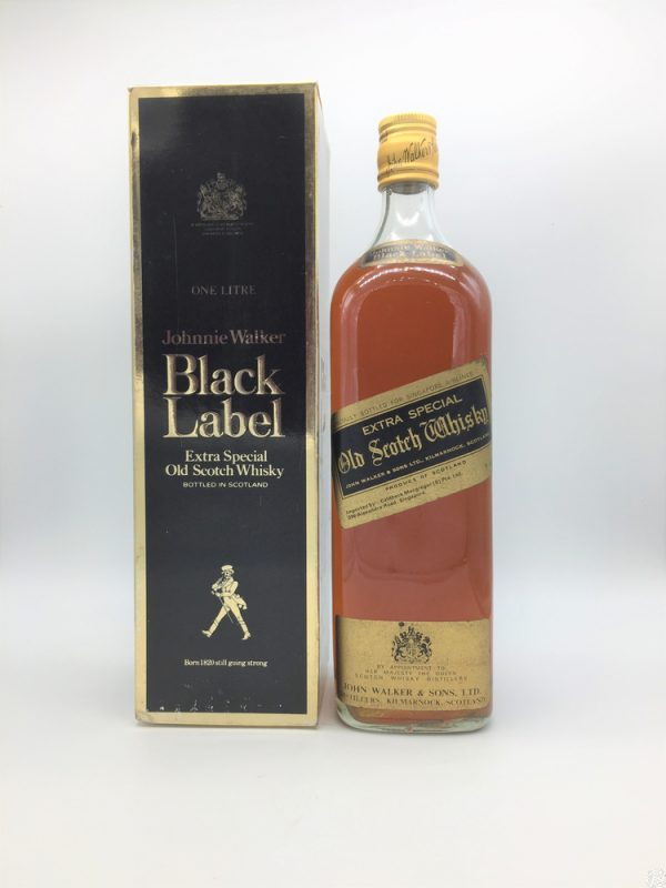 Black Label 1 litre