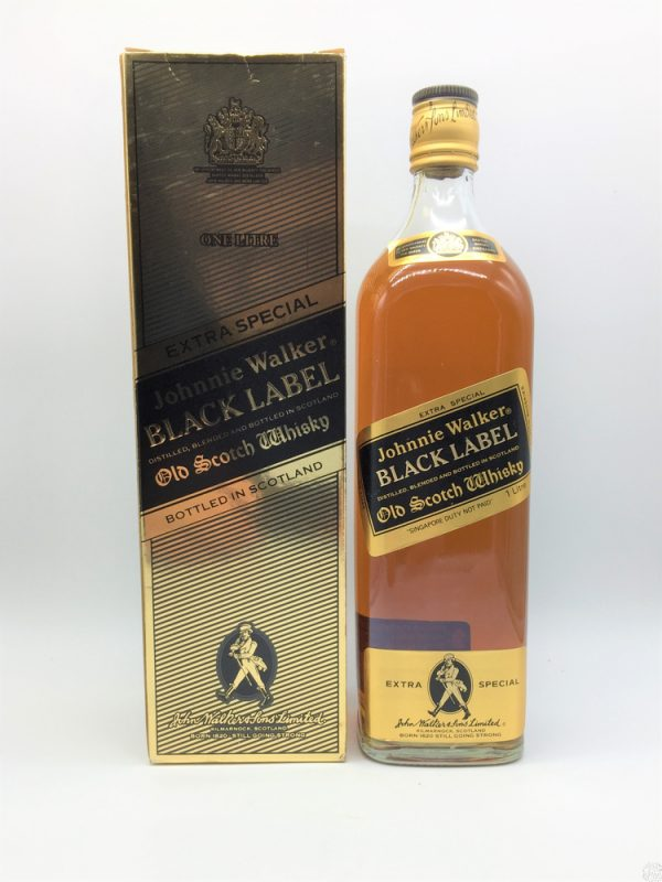 1 litre Black Label